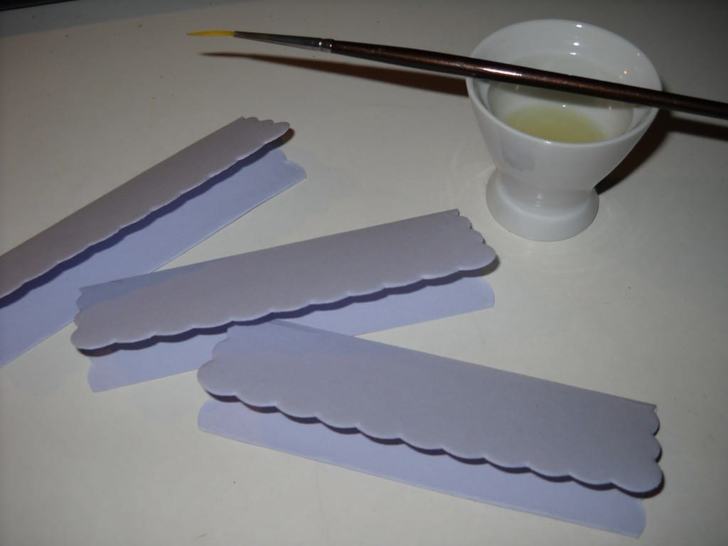 Place Cards, Invisible Ink and Truth Telling form My Kitchen Wand