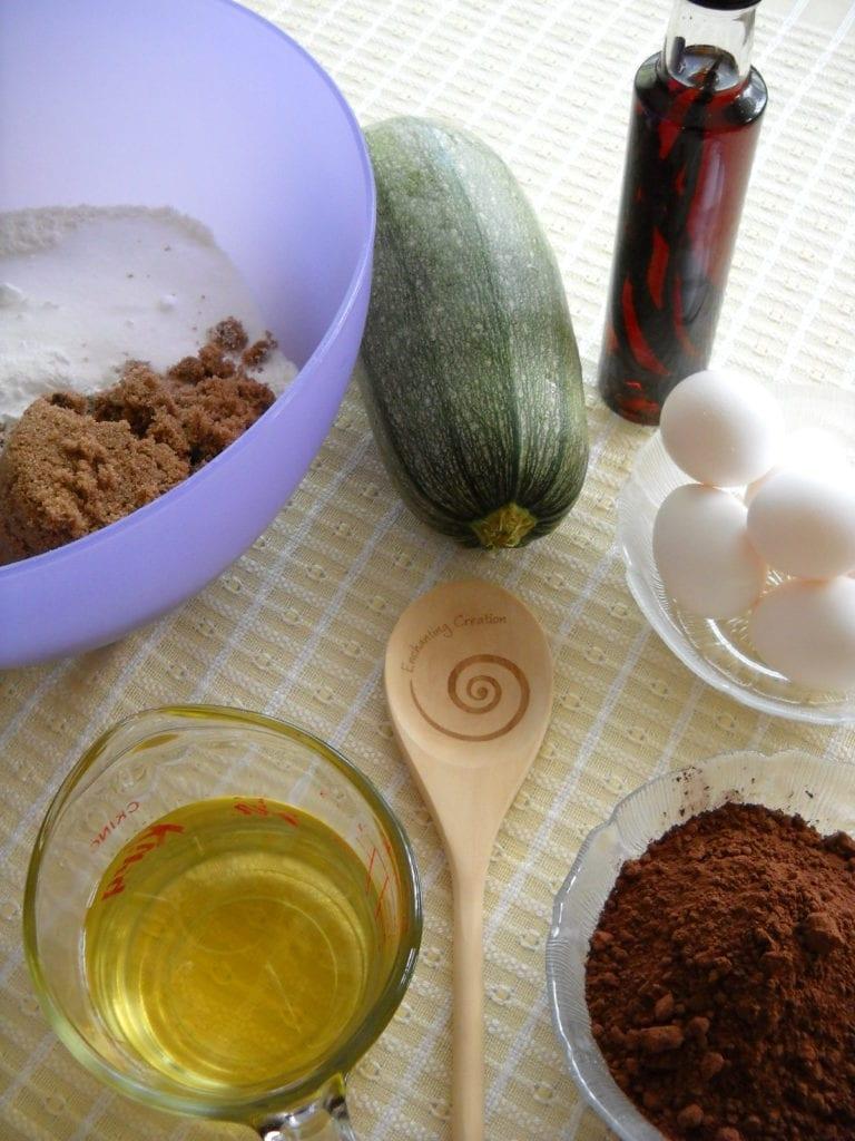 chocolate zucchini 005
