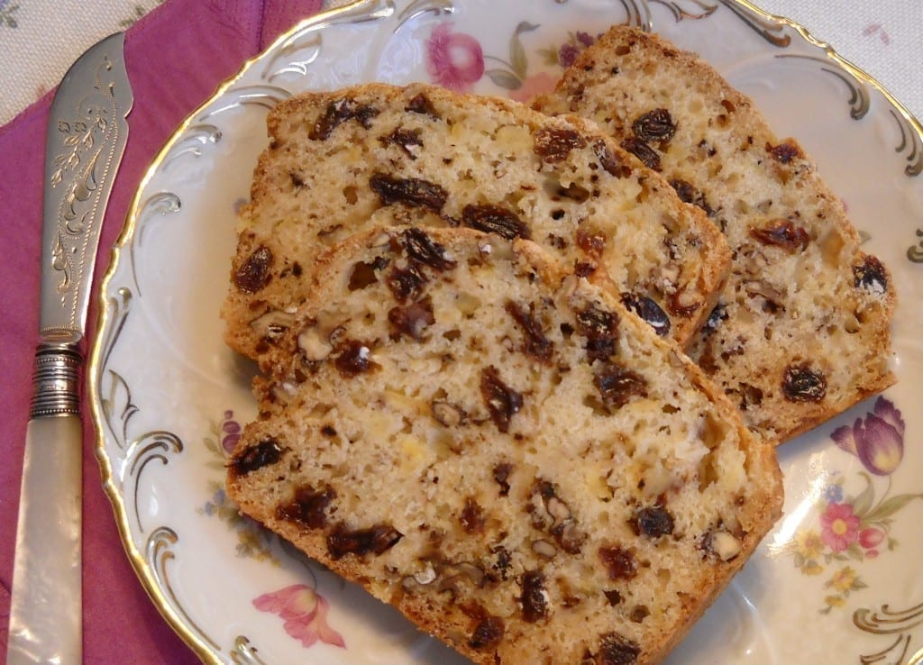 Pineapple Nut Bread from My Kitchen Wand