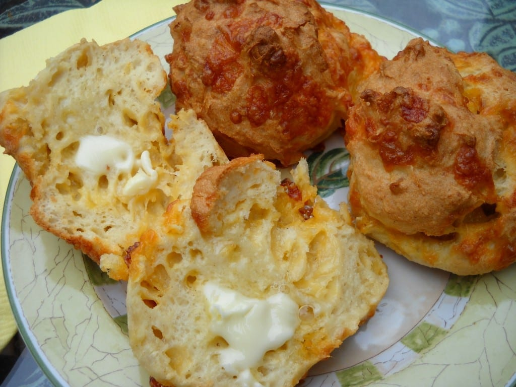 Aunty Mae's Cheese Buns ( Gluten Free ) from My Kitchen Wand