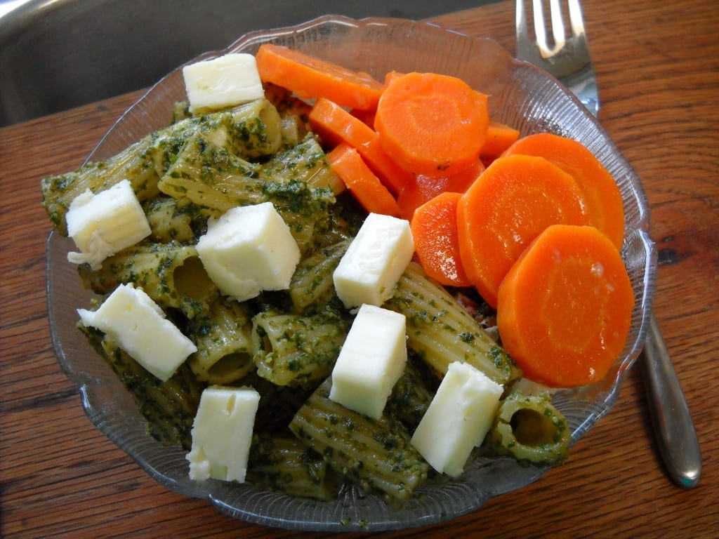 Pesto, Pistou and pestle with a Citrus-Mint Pesto recipe from My Kitchen Wand