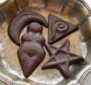 The Mabon Crone Goddess from My Kitchen Wand