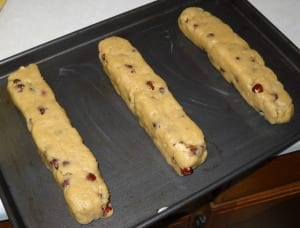 Anise and Hazelnut Biscotti Bit(e)s from My Kitchen Wand