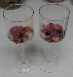 Trifle Parfaits from My Kitchen Wand