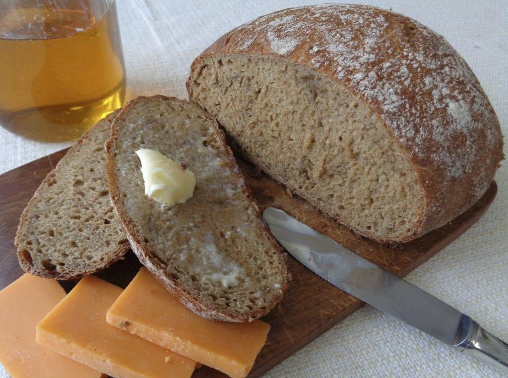 Einkorn Bread from My Kitchen Wand