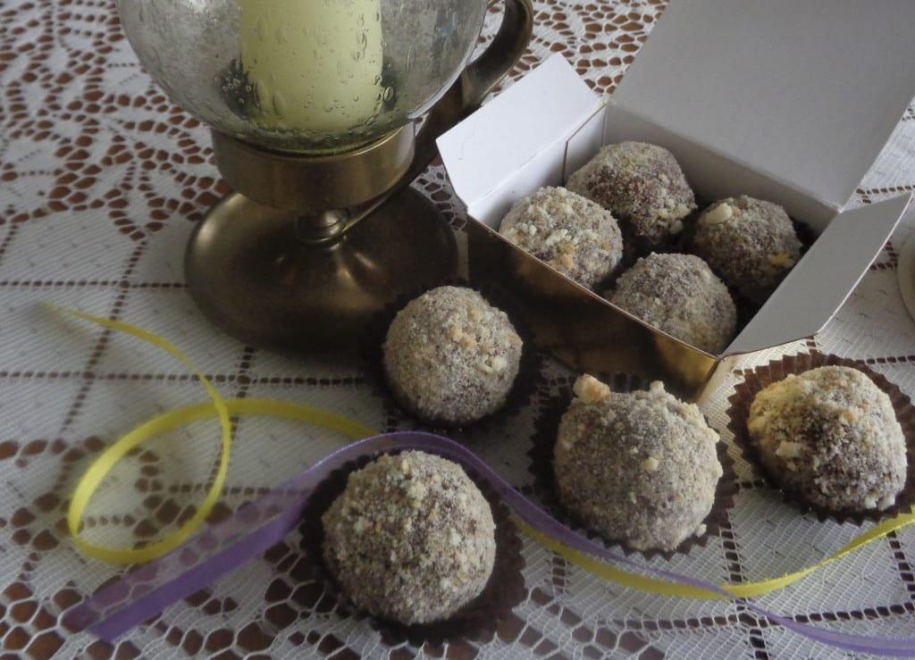 Tiramisu Truffles from My Kitchen Wand