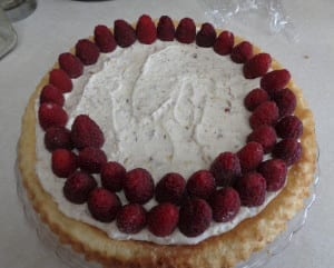 Fruit Torte from My Kitchen Wand