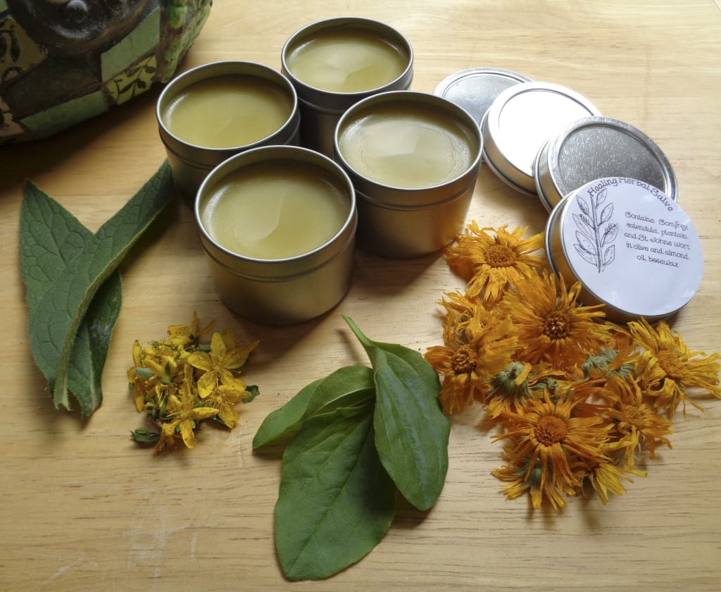Jean's Healing Salve from My Kitchen Wand