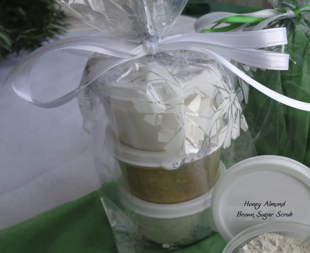 Honey Almond Brown Sugar Scrub from My Kitchen Wand