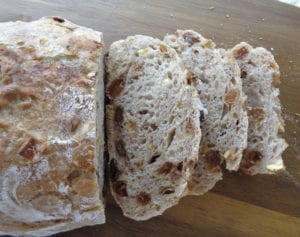 Hot Cross Demi Loaves from My Kitchen Wand