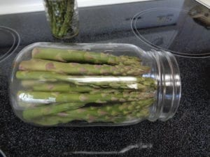 Quick Spiced Pickled Asparagus from My Kitchen Wand