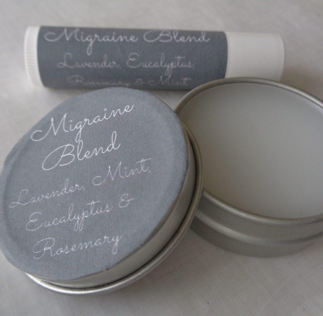 Headache migraine carry along help for Küchen wand