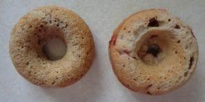 Strawberry Shortcake Doughnuts from My Kitchen Wand