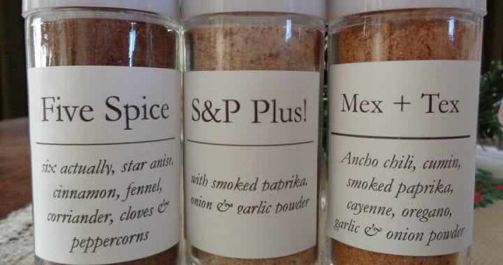 Blending Spices ( Part Two ) from My Kitchen Wand