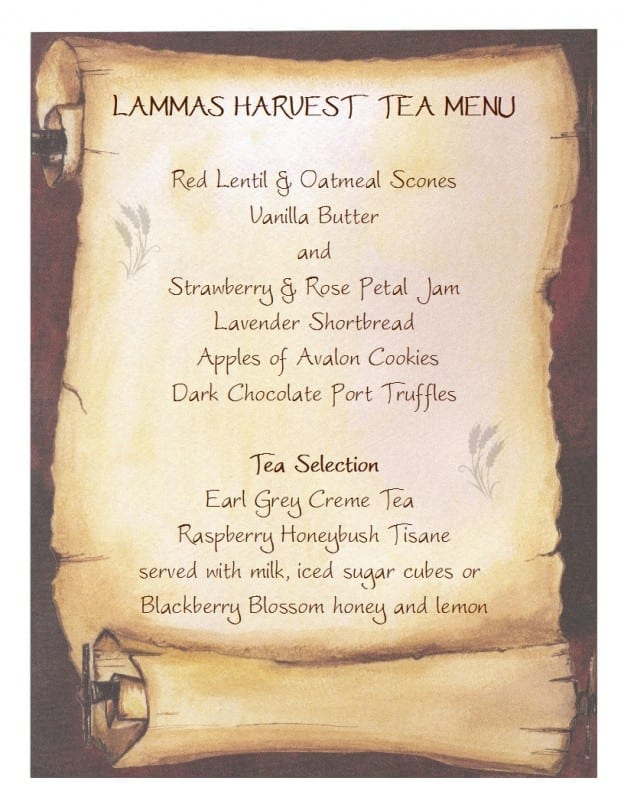 Join me in creating a spot of Lammas tea? from My Kitchen Wand