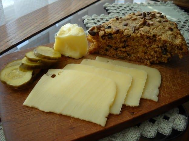 Spelt Amaranth Sunflower Bread from My Kitchen Wand