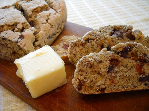 Gluten Free Soda Bread Experiment from My Kitchen Wand