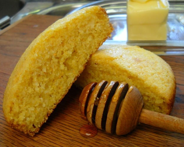 Cornbread for Mabon - Part One from My Kitchen Wand