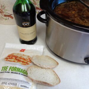 Slow Cooker French Onion Soup from My Kitchen Wand
