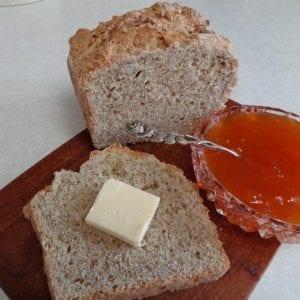 50/50 Soda Bread from My Kitchen Wand