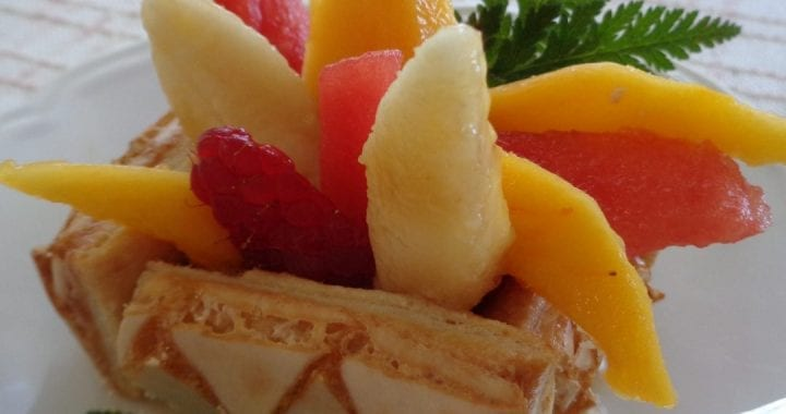 Fresh Fruit Bonfires from My Kitchen Wand
