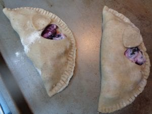 Freestyle Cherry Handpies from My Kitchen Wand