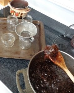 Spiced Fig Jam from My Kitchen Wand
