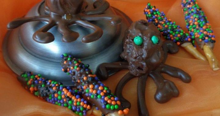 Kraken au Chocolat from My Kitchen Wand