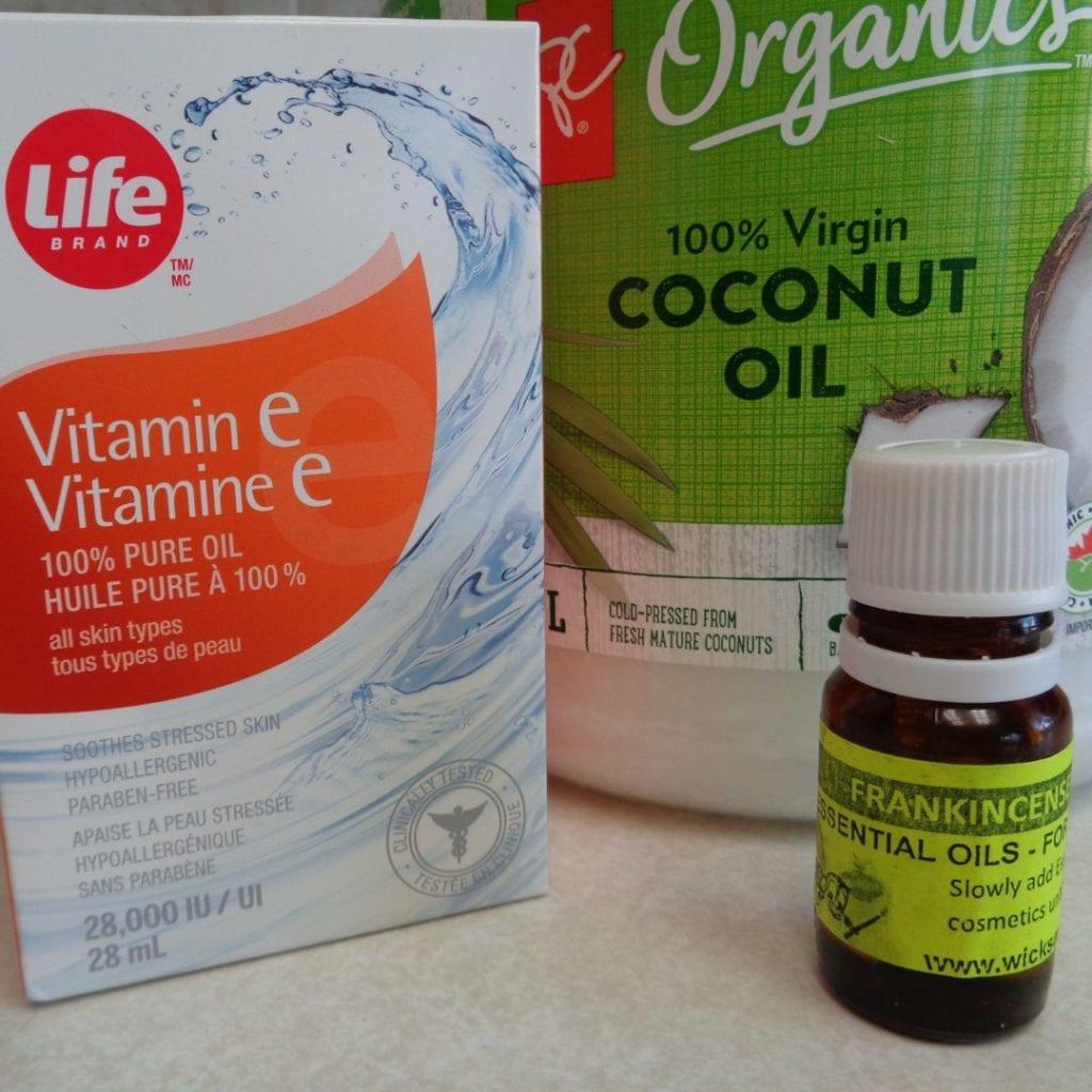 Two Ingredient Under Eye Cream from My Kitchen Wand