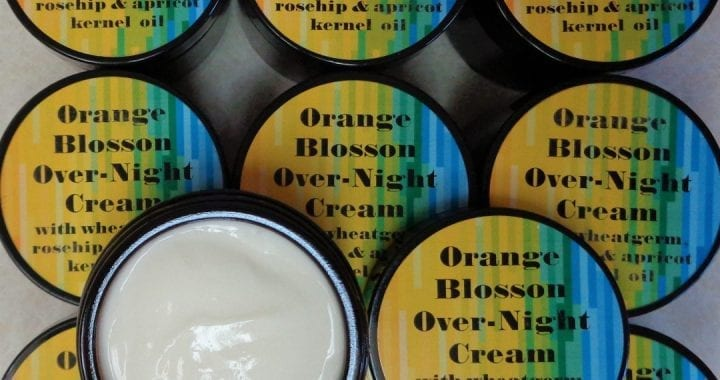 Orange Blossom Cream from My Kitchen Wand
