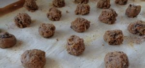 Chai Spice Cookies with Browned Butter & Rum from My Kitchen Wand