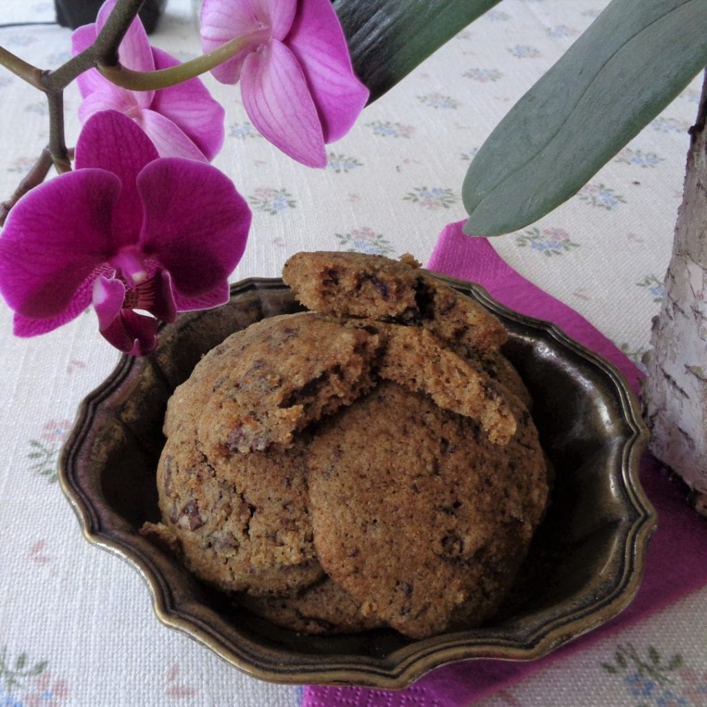 Chai Spiced Cookies with Browned Butter & Rum from My Kitchen Wand