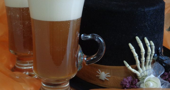 Butterbeer for Grownups from My Kitchen Wand