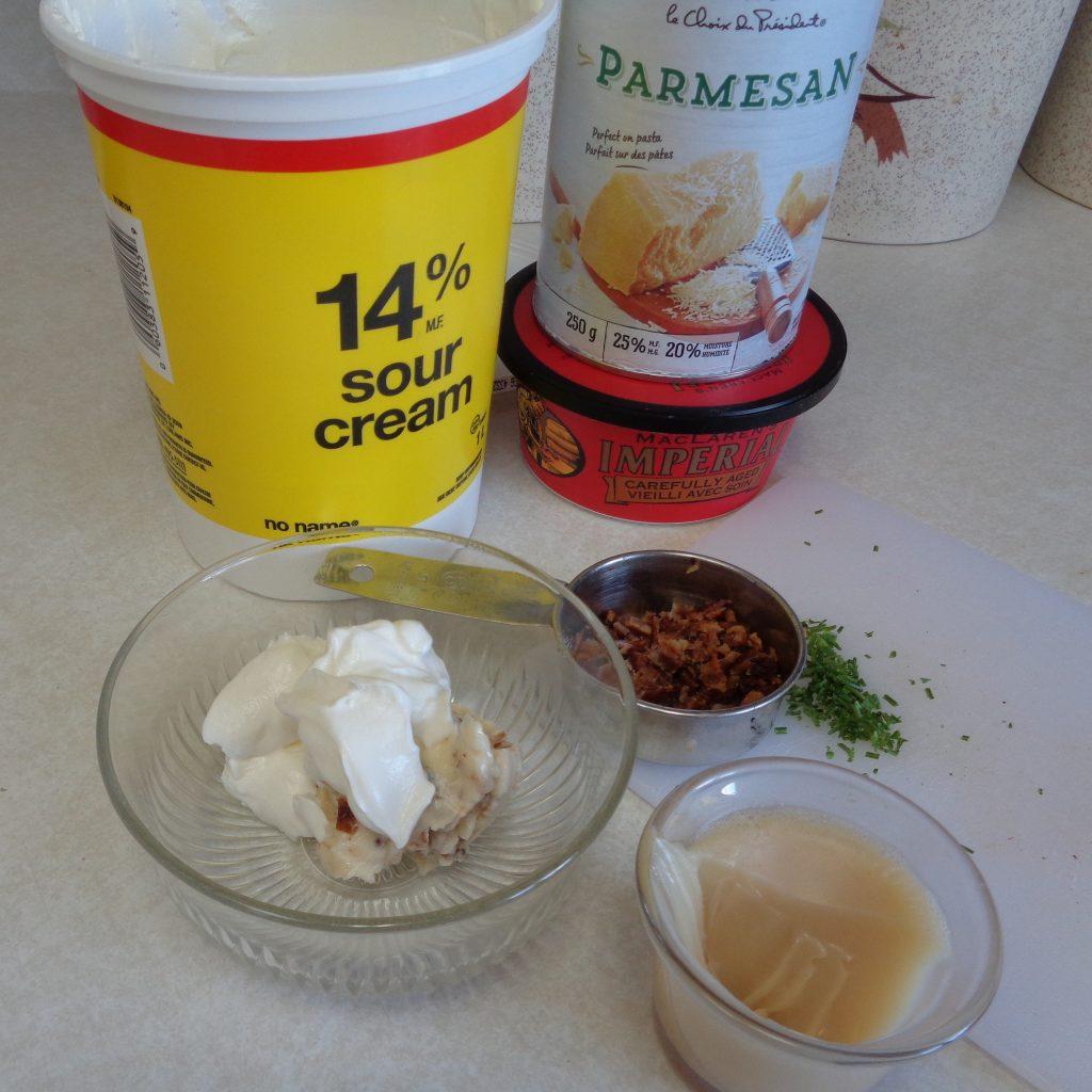 Baked Potato Popcorn from My Kitchen Wand