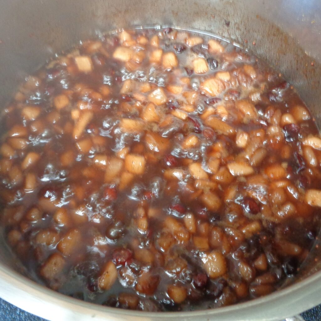 Pear Mincemeat from My Kitchen Wand