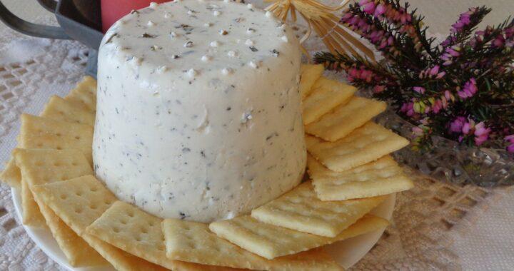Imbolc Cheese from My Kitchen Wand