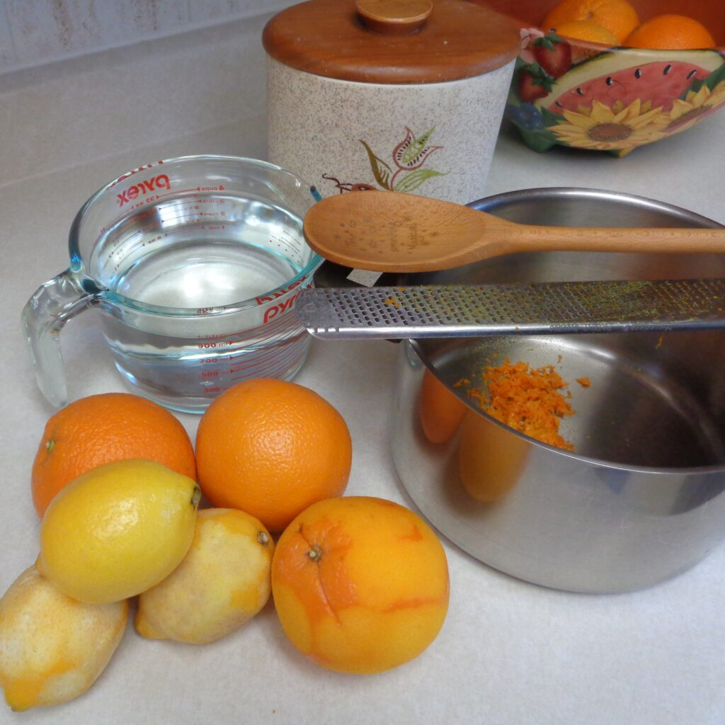 Summer Syrup from My Kitchen Wand