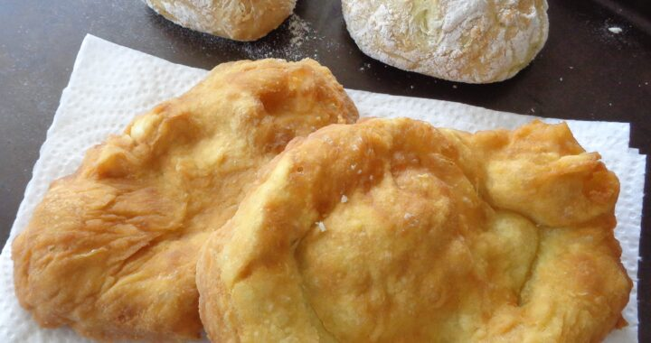 Bannock from My Kitchen Wand