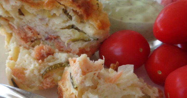 Zucchini Bale from My Kitchen Wand