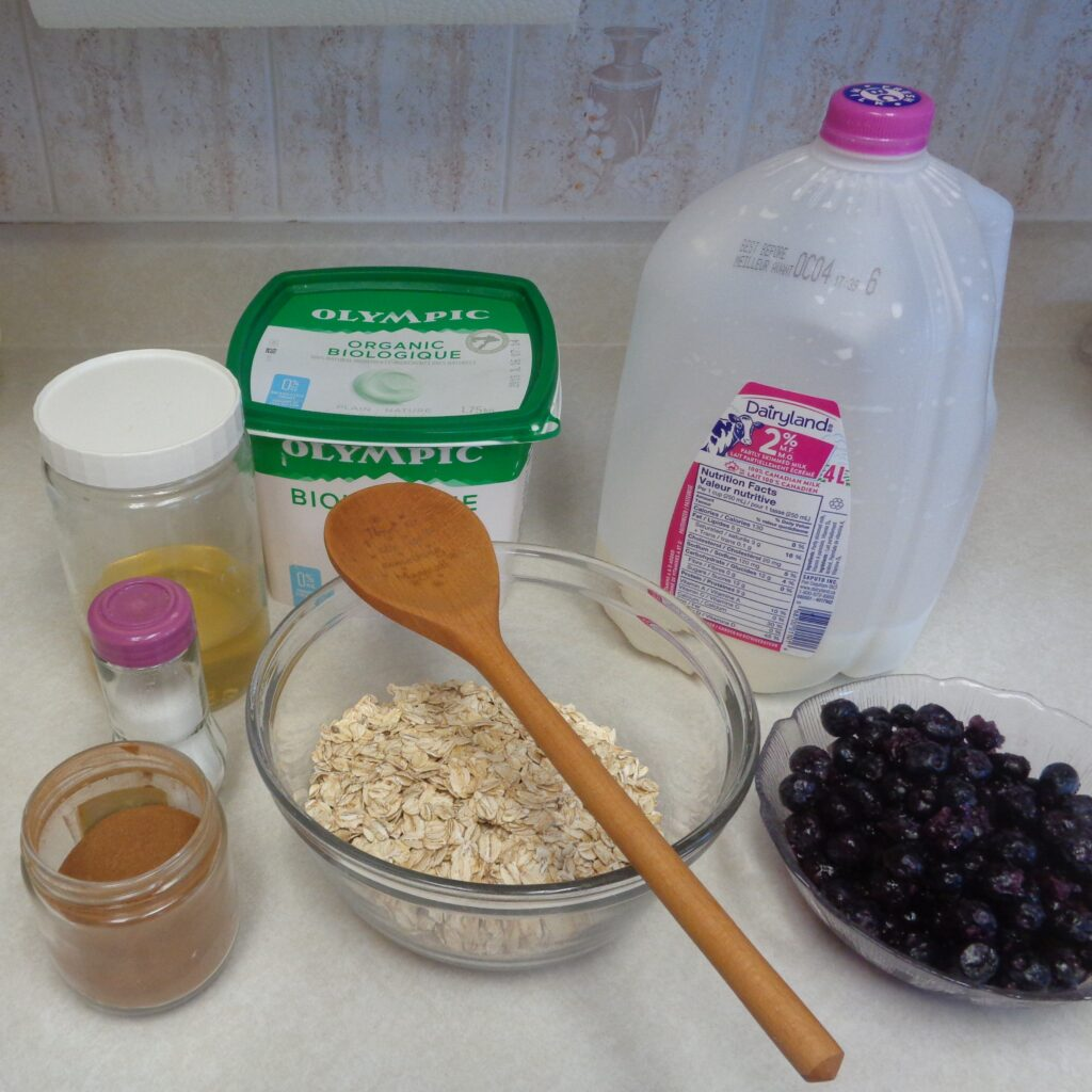 Overnight Oats with Fruit Sauce from My Kitchen Wand